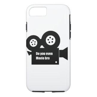 Do you even Movie bro iPhone 7 Case