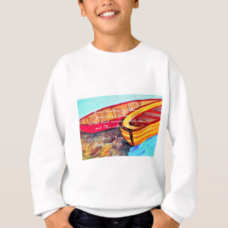 Do You Hear Him Calling You? Sweatshirt