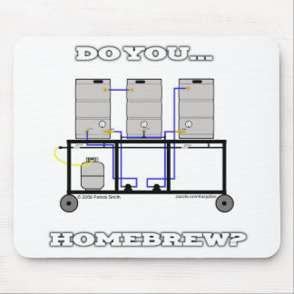 do you homebrew mouse pad
