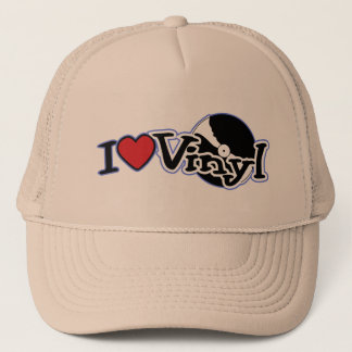 Do you love Vinyl? Trucker Hat