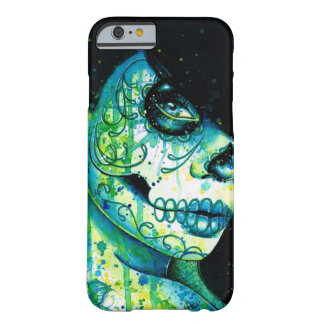 Do You Remember? Sugar Skull Girl Barely There iPhone 6 Case