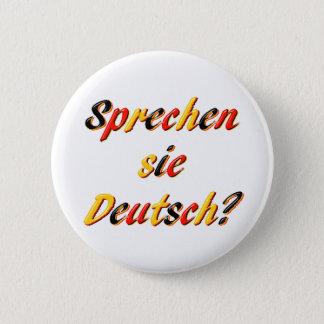 Do You Speak? 2 Inch Round Button