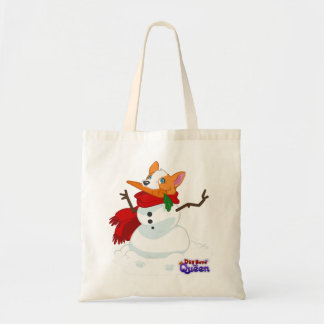 Do You Wanna build a...Corgi? Tote Bag