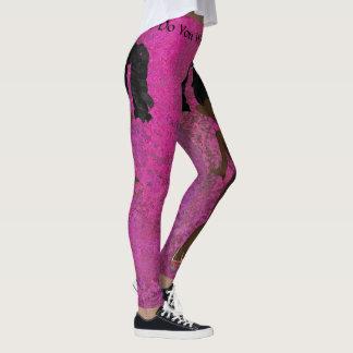 Do You Wanna Dance Leggings