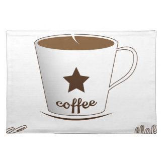 Do you want a coffee placemat