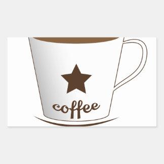 Do you want a coffee sticker