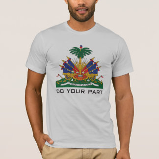 Do Your Part - Haiti T-shirt