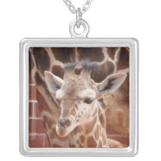 Dobby Baby Giraffe Necklace