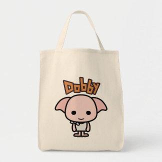 Dobby Cartoon Character Art