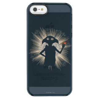 Dobby Casting Magic Clear iPhone SE/5/5s Case