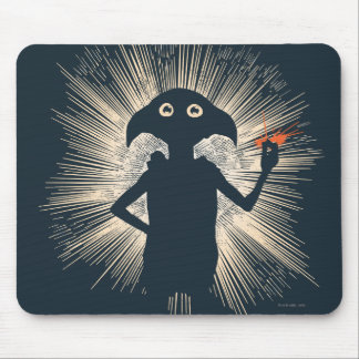 Dobby Casting Magic Mouse Pad