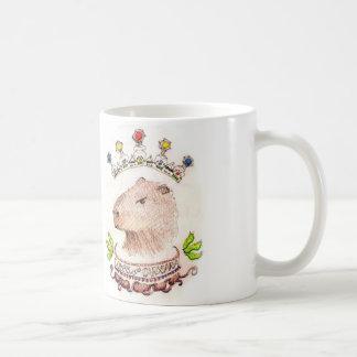 Dobby the Capybara classic mug