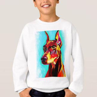 Doberman #1 sweatshirt