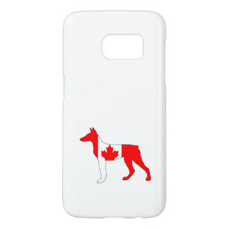 Doberman Canada Samsung Galaxy S7 Case