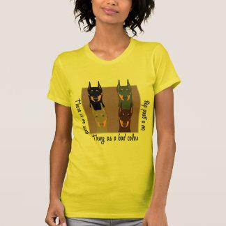 Doberman colors T-Shirt