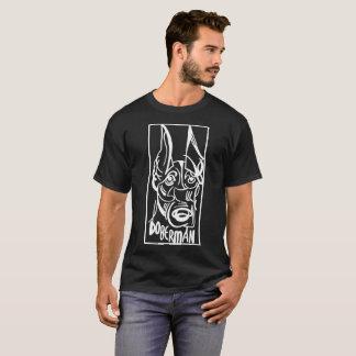 Doberman Dog Doodle T-Shirt