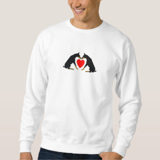 Doberman Heart Sweatshirt