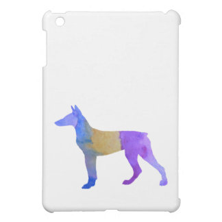 Doberman iPad Mini Cover