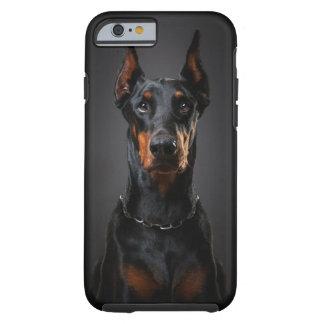 Doberman iPhone 6/6s, Tough Tough iPhone 6 Case