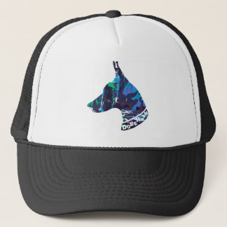 DOBERMAN Love Trucker Hat
