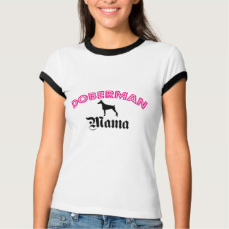 Doberman Mama T-Shirt