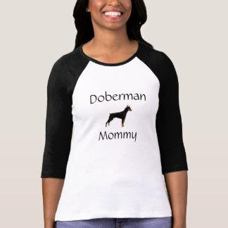 Doberman Mom T-Shirt