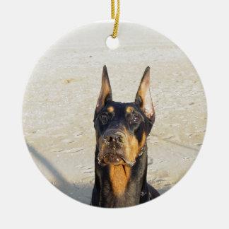 Doberman Ornament