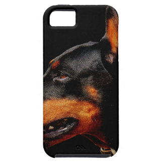 Doberman Pet Dog Case For The iPhone 5