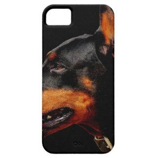 Doberman Pet Dog iPhone 5 Covers