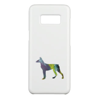 Doberman Pinscher Art Case-Mate Samsung Galaxy S8 Case