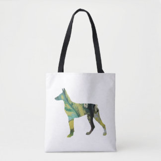 Doberman Pinscher Art Tote Bag