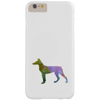 Doberman Pinscher Barely There iPhone 6 Plus Case