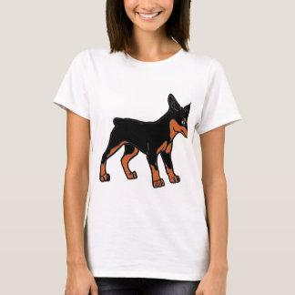 doberman pinscher cartoon T-Shirt