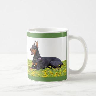 Doberman Pinscher Coffee Mug