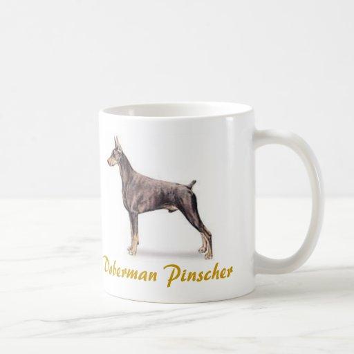 Doberman Pinscher, Dog Lover Galore! Mug