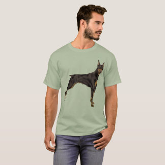Doberman Pinscher Dog T-Shirt