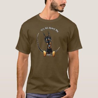 Doberman Pinscher IAAM T-Shirt