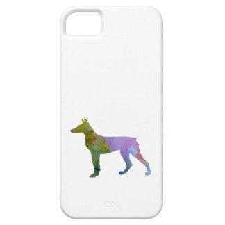 Doberman Pinscher iPhone 5 Case