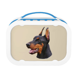 Doberman Pinscher Lunch Box