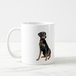 Doberman Pinscher (natural) Coffee Mug