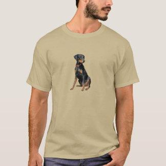Doberman Pinscher (natural) T-Shirt
