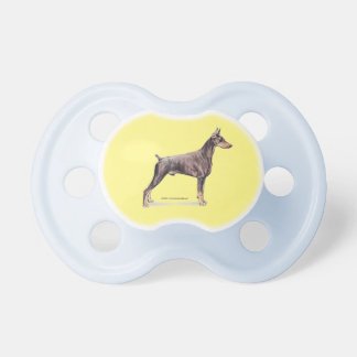 Doberman Pinscher Pacifier