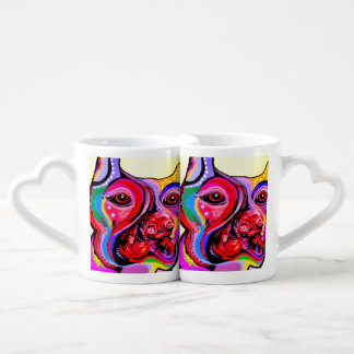 Doberman Pinscher Pet Lover Mugs