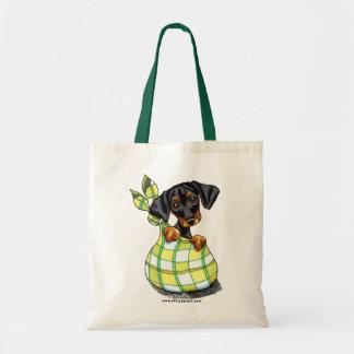 Doberman Pinscher Sack Puppy