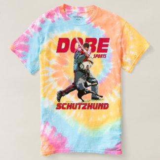 Doberman Pinscher Schutzhund design T-shirt