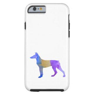 Doberman Tough iPhone 6 Case