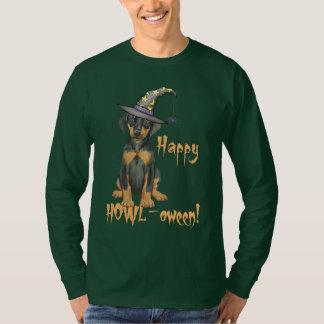 Doberman Witch T-Shirt