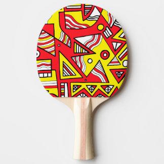 """Dobies"" Ping Pong Paddle"