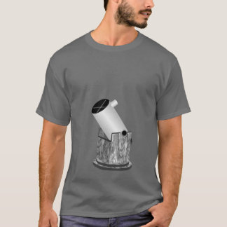 Dobsonian Telescope T-Shirt