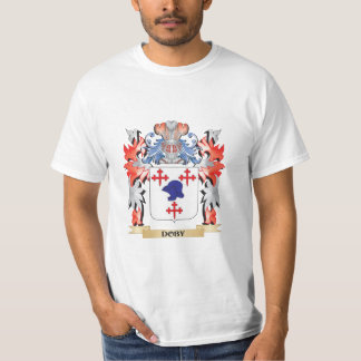 Doby Coat of Arms - Family Crest T-Shirt